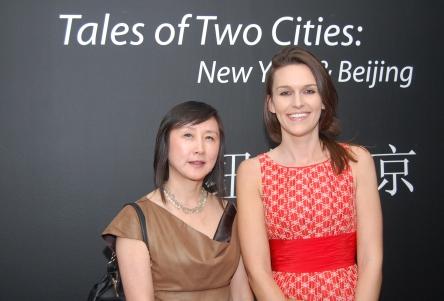 Michelle Loh & Sarah McNaughton