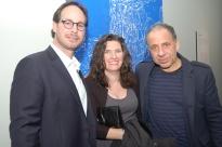 Joe Fig, Cristin Tierney & Jorge Tacla