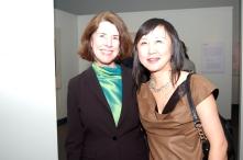 Maura Kehoe Collins & Michelle Loh